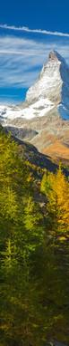 Colors of the Matterhorn