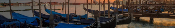 Gondolas of Santa Maria