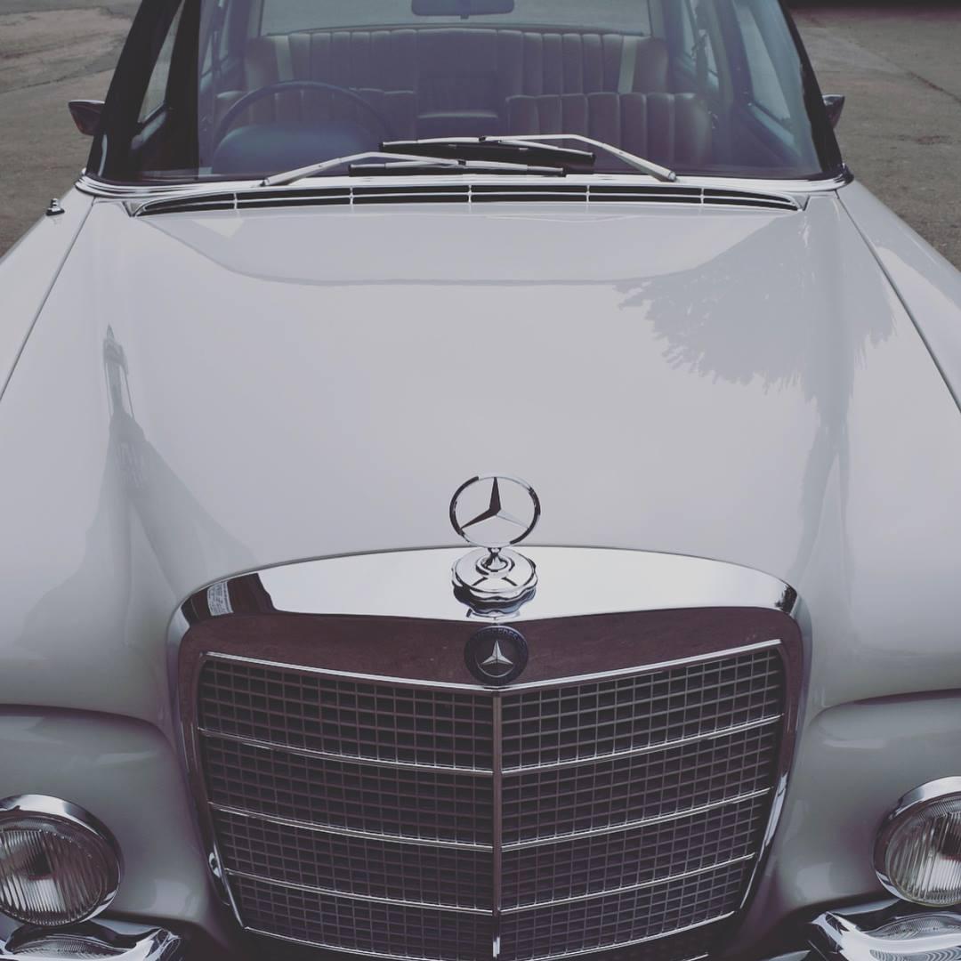 Mercedes Restoration Aberdeen