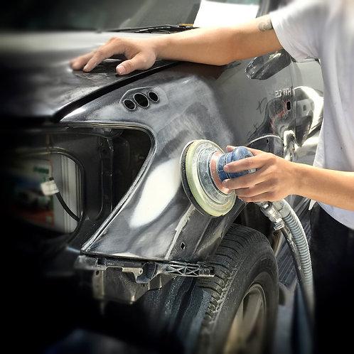Full Car Polishing Voucher