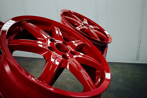 22'' Alloy Wheels Refurbishment Voucher