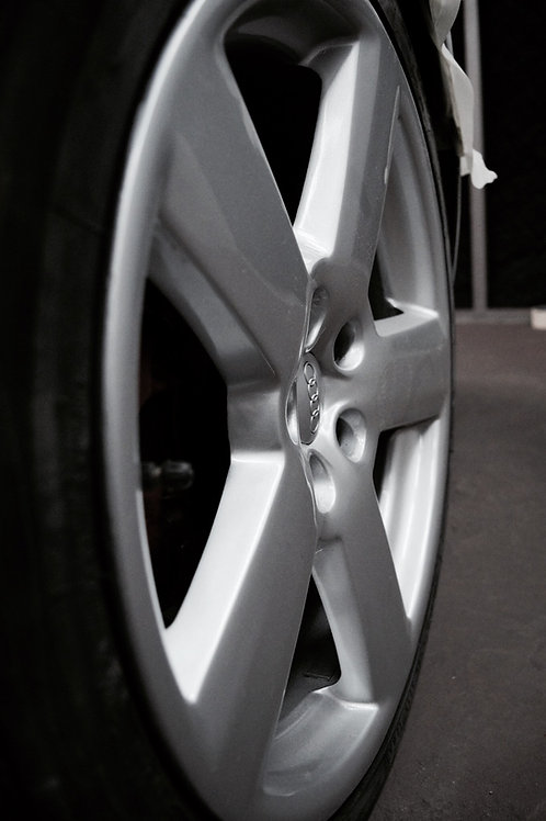 16'' Alloy Wheels Refurbishment Voucher