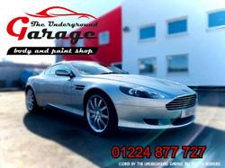 Aston Martin Full Body Respray