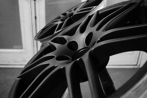 20'' Alloy Wheels Refurbishment Voucher