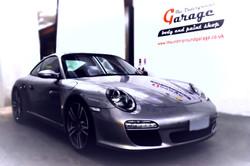 Porsche Full Body Respray Aberdeen