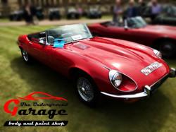 Jaguar Series 3 V12 Restoration