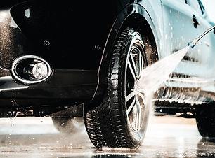Car wash business. Detail manual car was