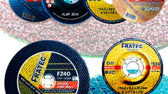 "Disco Flap 7"" x 22,2  Fibra industrial"