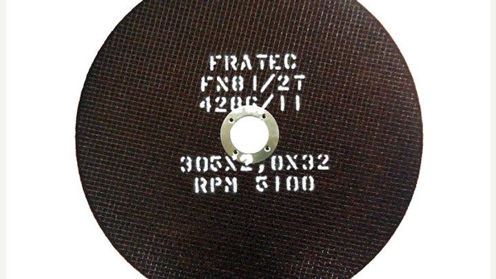 Disco Metalográfico 304,8 x 1,5 x 31,75
