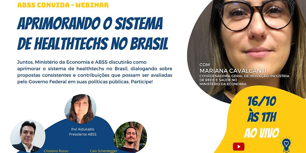 Aprimorando o Sistema de Healthtechs no Brasil