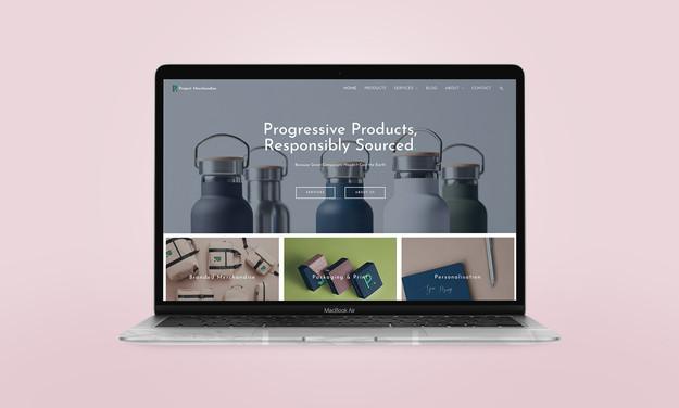 Project. Merchandise