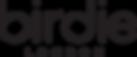 Birdie - Logo BW words transparent.png