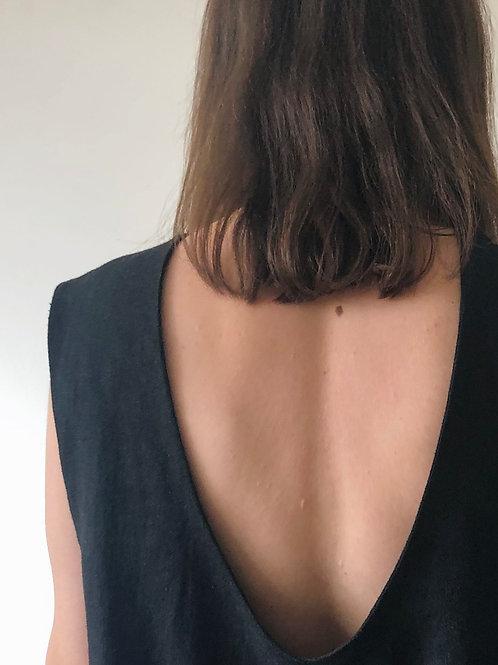 Linen Cocoon Jumpsuit