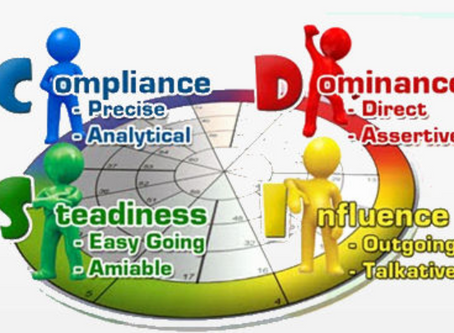 DISC AND CONFLICT MANAGEMENT IN THE WORKPLACE