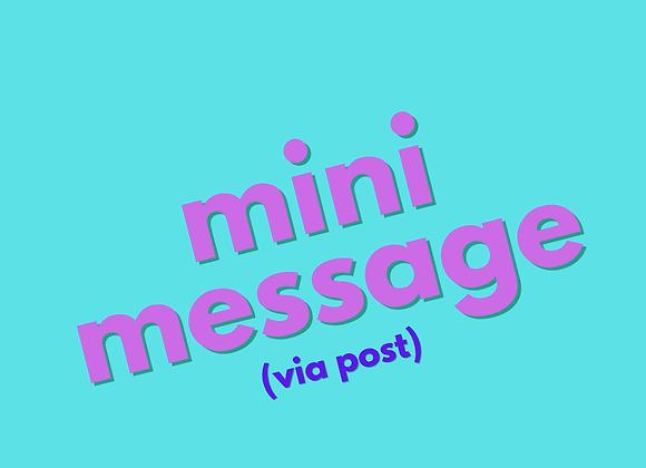 Mini Message