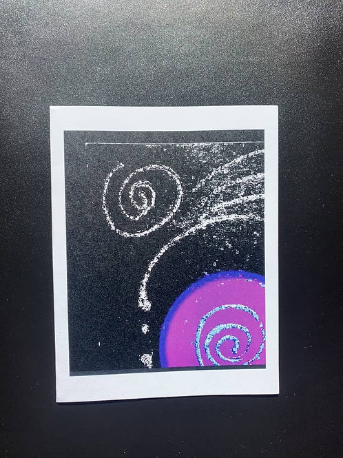 Universal Force - Greeting Card