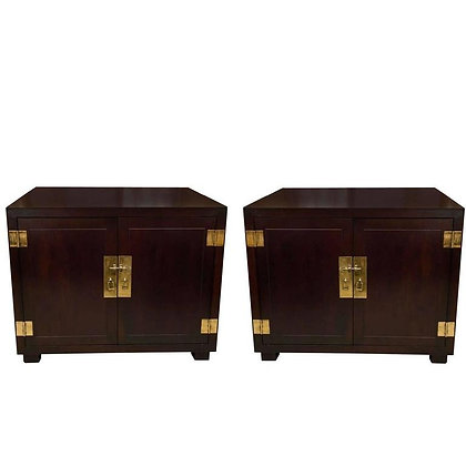 Pair of Henredon Cabinets