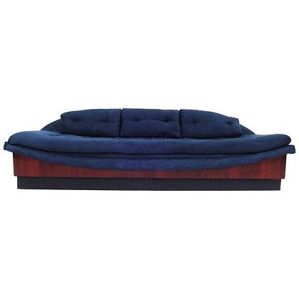 Adrian Pearsall Gondola Sofa