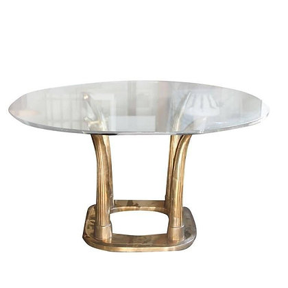 Brass Tusk Dining Table