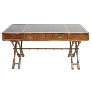 Vintage Campaign Style Writing Tables/Desk
