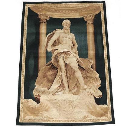 19th Century Mythological Tapestry