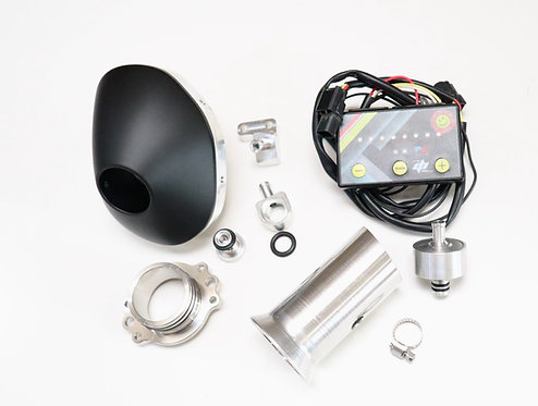 Power Bundle / programmer / black end cap / 2020-2023 500 EXC / FE-S