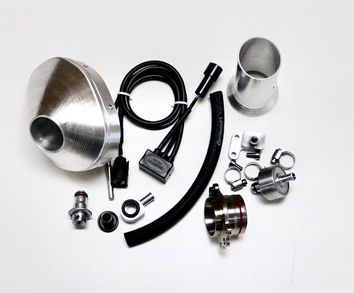 Power Bundle with  silver end cap for 2020 - 21  350 FE / FE-S