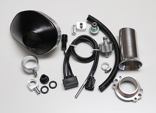 Power Bundle with  black end cap 2020-21  500 EXCF / 6 days / 501 FE-S