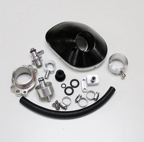 Power Bundle for 20-21 EU/AUS  250-EXC-F Black end cap