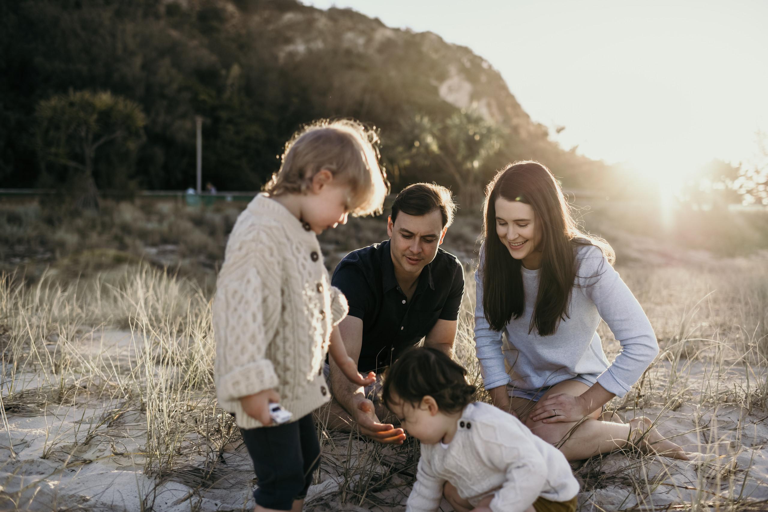 Family Gold Coast Session