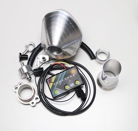 Power Bundle /Programmer / silver end cap 17-19 250 / 350 EXC-F