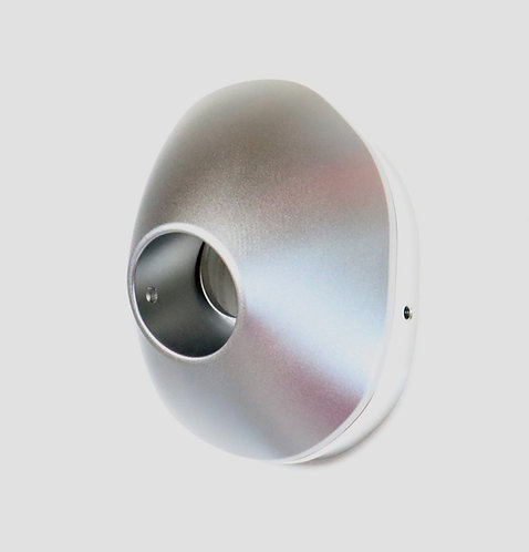 """2020-21 """"EURO"""" and """"AUS"""" Spec Exhaust End Cap in Silver"""