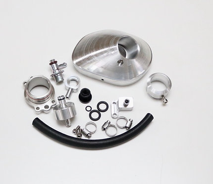 Power Bundle for 20-21 EU/AUS  250-EXC-F Silver end cap