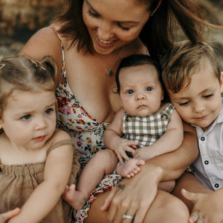 Lloyd Family Beach Session Johke Photogr