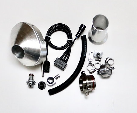 Power Bundle with silver end cap for 20-21  350 FE / FE-S