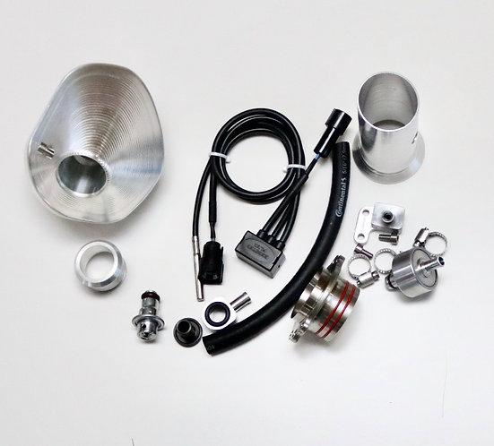 Power Bundle /silver end cap 17-19 450 / 500 EXC-F/ 6 days
