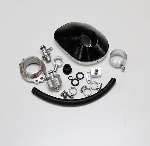 Power Bundle for 20-21 EU/AUS  450-EXC-F Black end cap