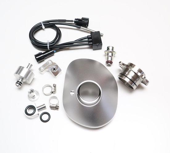Power bundle for 2020-22 Aus/Eu 250/350 silver end cap/booster plug / reg