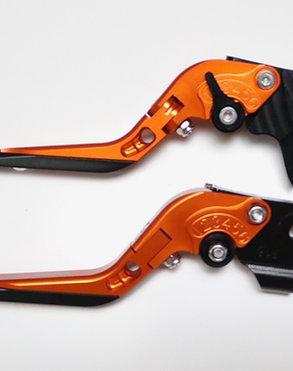 KTM 390 Adventure folding/adjustable levers
