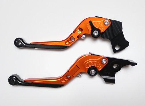 KTM 250 Adventure folding/adjustable levers