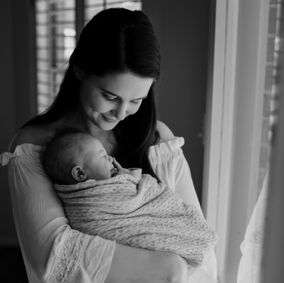 Newborn Sessions- capturing those early days