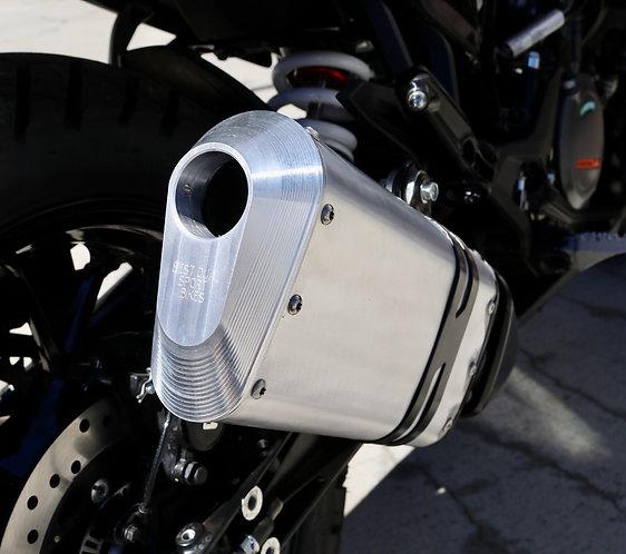 2021-22 KTM 250 Adventure Exhaust End Cap