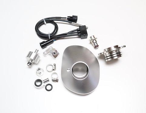 Power bundle for 2020-22 Aus/Eu 450-501 silver end cap/booster plug / regulator