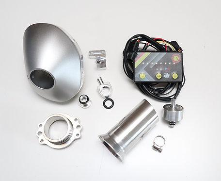 Power Bundle /programmer /silver end cap 2020-2023  500 EXC-F / 6 Days / FE-S