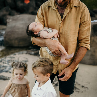 Family Beach Session Alix Duyn Photograp