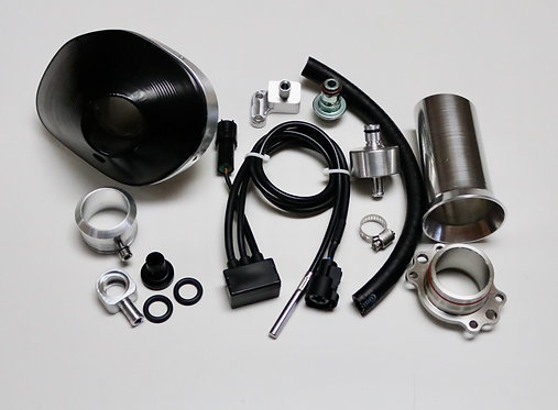 Power Bundle with Black end cap for 20-21  350 FE / FE-S