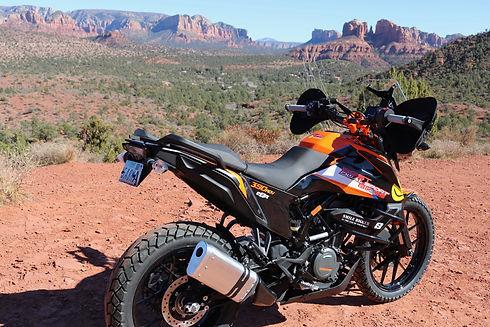 KTM 390 Adventure Upgrades
