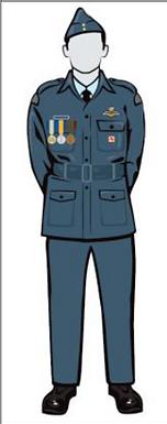C-1A - Ceremonial Dress