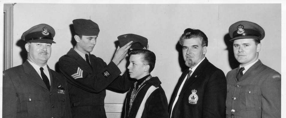 8. Kitting Cadet Spring 1966 - FL E. Gra