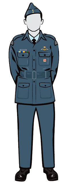 C-3 - Routine Training Dress